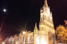 Basilica of Begona, Bilbao, Spain