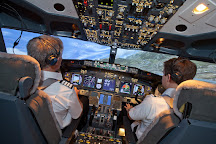 Flight Simulator, Sydney, Australia