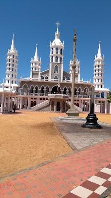 St. Thomas Church Cemetery thiruvananthapuram