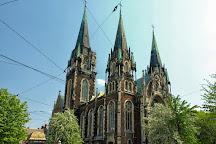 Church of Sts. Olha and Elizabeth, Lviv, Ukraine