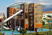 Ataturk Kent Parki, Manisa, Turkey