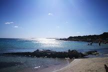 Spiaggia del Relitto, Caprera, Italy