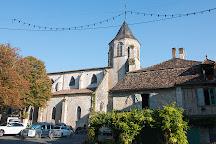 Eglise Saint-Felicien d'Issigeac, Issigeac, France