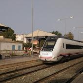 Железнодорожная станция  Murcia