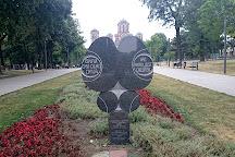 Crkva Svetog Marka, Belgrade, Serbia