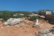 Melanes Kouros Statue, Melanes, Greece