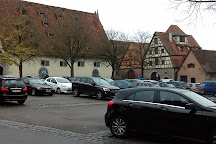 Schrannenplatz, Rothenburg, Germany