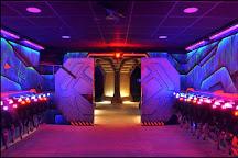 Monster Games Laser, Castelculier, France