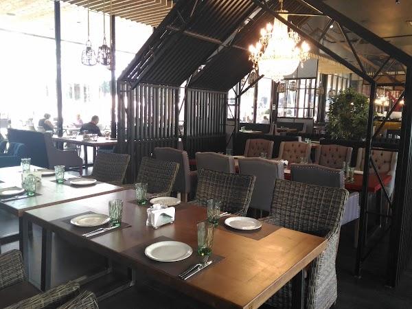 Ресторан во владикавказе дендрарий
