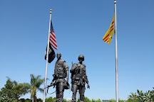 Vietnam War Memorial, Westminster, United States