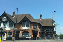 The Hop Poles. Enfield, London, United Kingdom