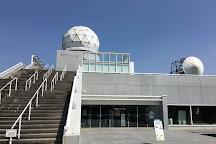 Mt. Fuji Radar Dome, Fujiyoshida, Japan