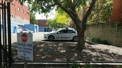 Sutherland Police Station