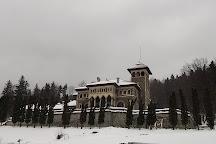 Cantacuzino Castle, Busteni, Romania