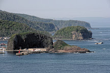 Oronko Rock, Shari-cho, Japan