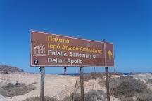 Temple of Apollo, Naxos, Greece