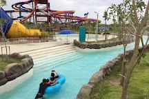 Tube Trek Water Park, San Kamphaeng, Thailand