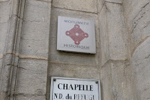 Chapel of Our Lady of Refuge, Besancon, France