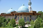 Монумент Мужества, улица Абдуллы Кадыри на фото Ташкента