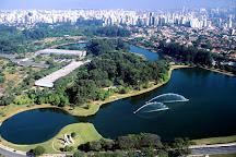Parque Ibirapuera, Sao Paulo, Brazil