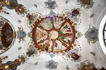 Hl.-Geist-Spitalkirche, Fussen, Germany