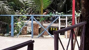 Hotel Restaurant Jardin D Eden Map Grand Bassam Cote D Ivoire