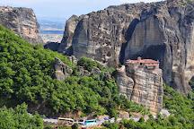 Meteora, Kastraki, Greece