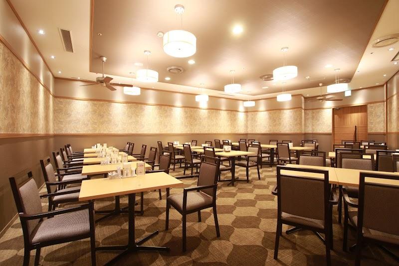 福岡サンパレス ホテル&ホール レストラン&カフェ ラグーン