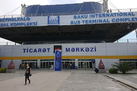 Автобусная станция   Baku International Bus Terminal