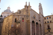 Church of Santo Domingo, Granada, Spain