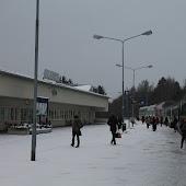 Железнодорожная станция  Imatra