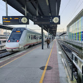 Железнодорожная станция  Vigo Guixar