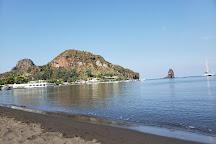 Baia Negra, Isola Vulcano, Italy