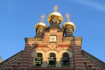 St. Aleksander Nevsky Church, Copenhagen, Denmark