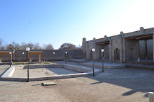 Nurullaboy Saroyi, Khiva, Uzbekistan