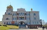 Художественная галерея Храма на Крови, улица Дзержинского на фото Екатеринбурга