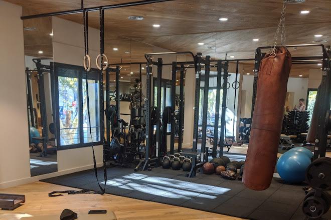The Zero Space Spa & Gym, Barcelona, Spain