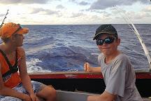 Captain Moko's Fishing Charters, Rarotonga, Cook Islands