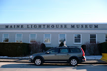 Maine Lighthouse Museum, Rockland, United States