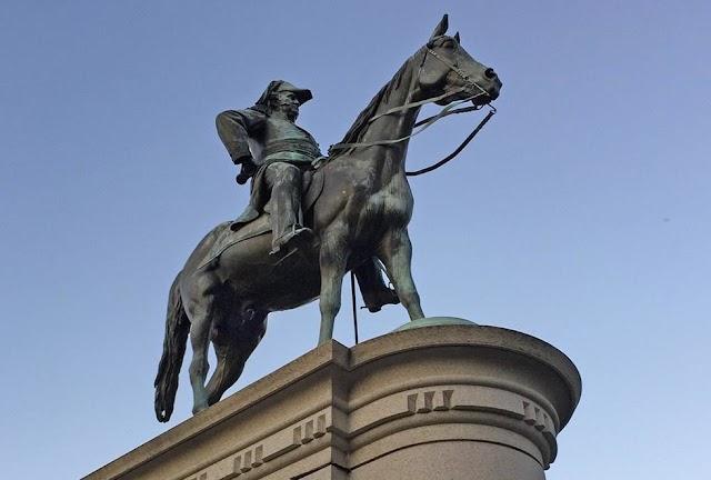 General Winfield Scott Statue