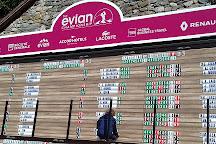 Evian Resort Golf Club, Evian-les-Bains, France