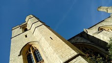 St Cross College oxford