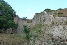 Chateau Medieval de Pouance, Pouance, France