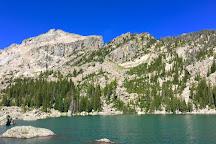 Lake Haiyaha, Rocky Mountain National Park, United States