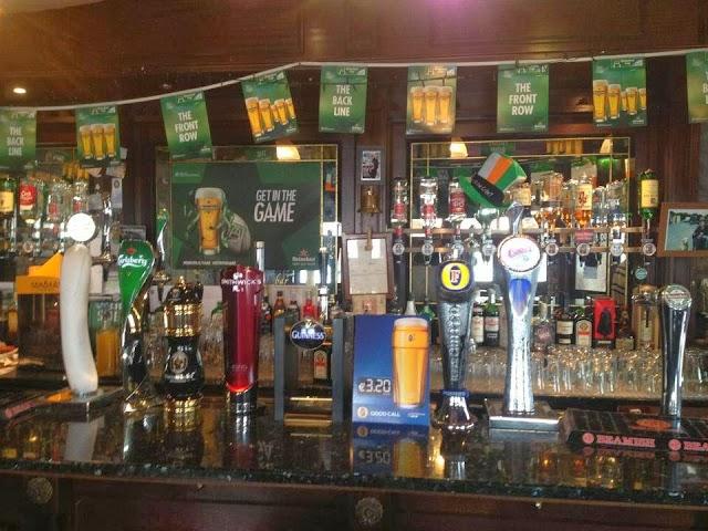 Kehoe's Bar