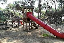 Dalmau Park, Calella, Spain