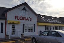 Flora's Gift Shop, Cheticamp, Canada