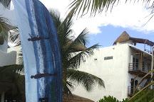 Surfinggreen, Mahahual, Mexico
