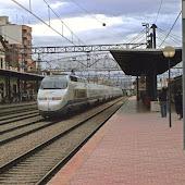 Железнодорожная станция  Sagunt