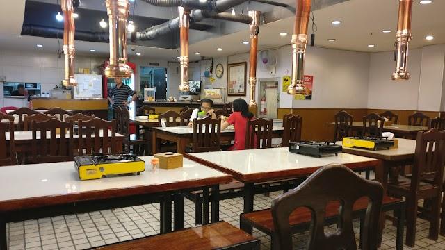 Donu Pork & Beef Grill Korean Restaurant